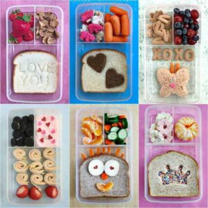 Creative School Lunch Ideas Square Featured Image