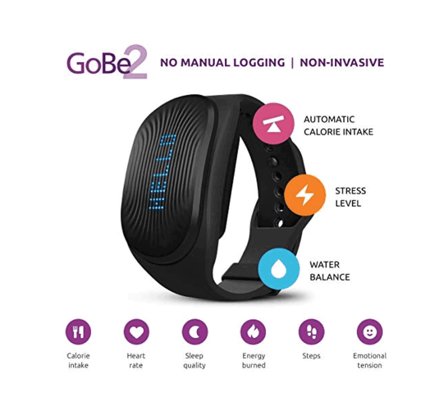 GoBe2 Fitness Tracker