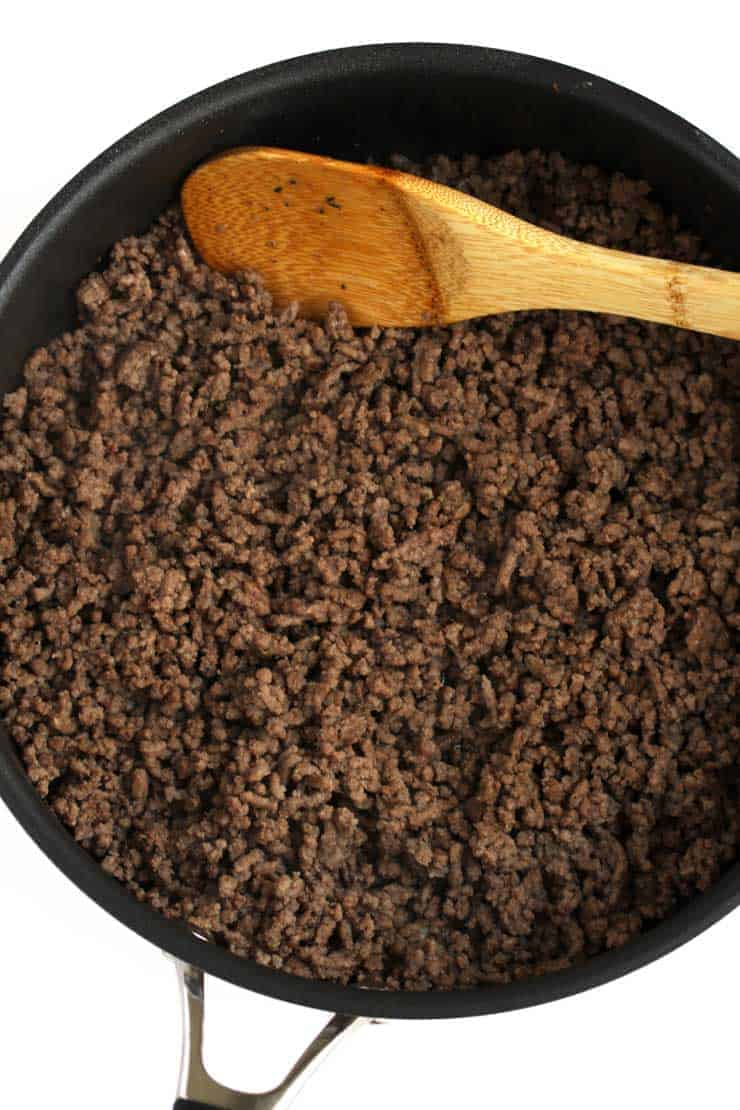 how to make ground beef