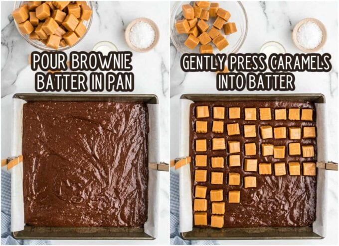 Salted Caramel Brownies Easy To Make Delicious Princess Pinky Girl