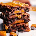 Salted Caramel Brownies featured image
