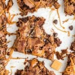 Salted Caramel Brownies featured square image