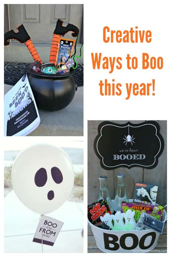 Creative Ideas to boo this Halloween!
