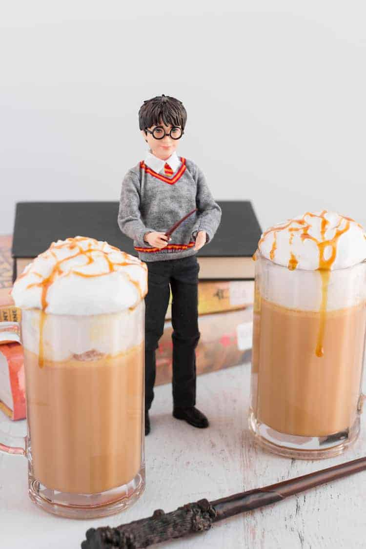 Harry Potter Toys at Walmart and Butterbeer Recipe