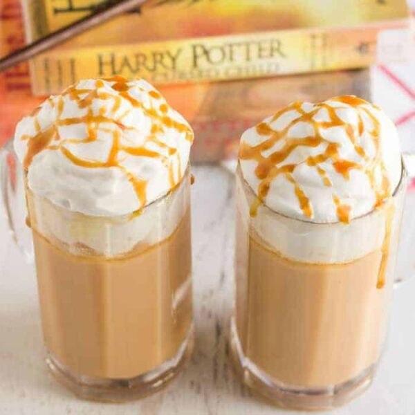 Harry Potter Butterbeer Featured image square