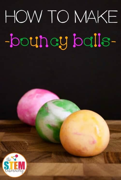 How to Make Bouncy Balls with Borax