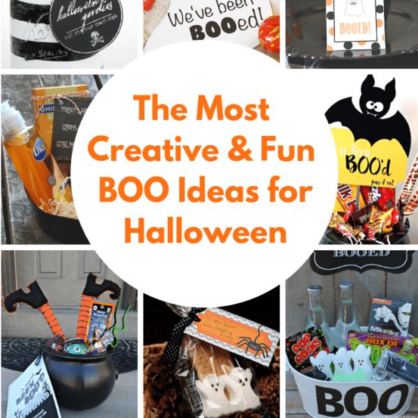 You've Been Booed – Halloween Boo Ideas