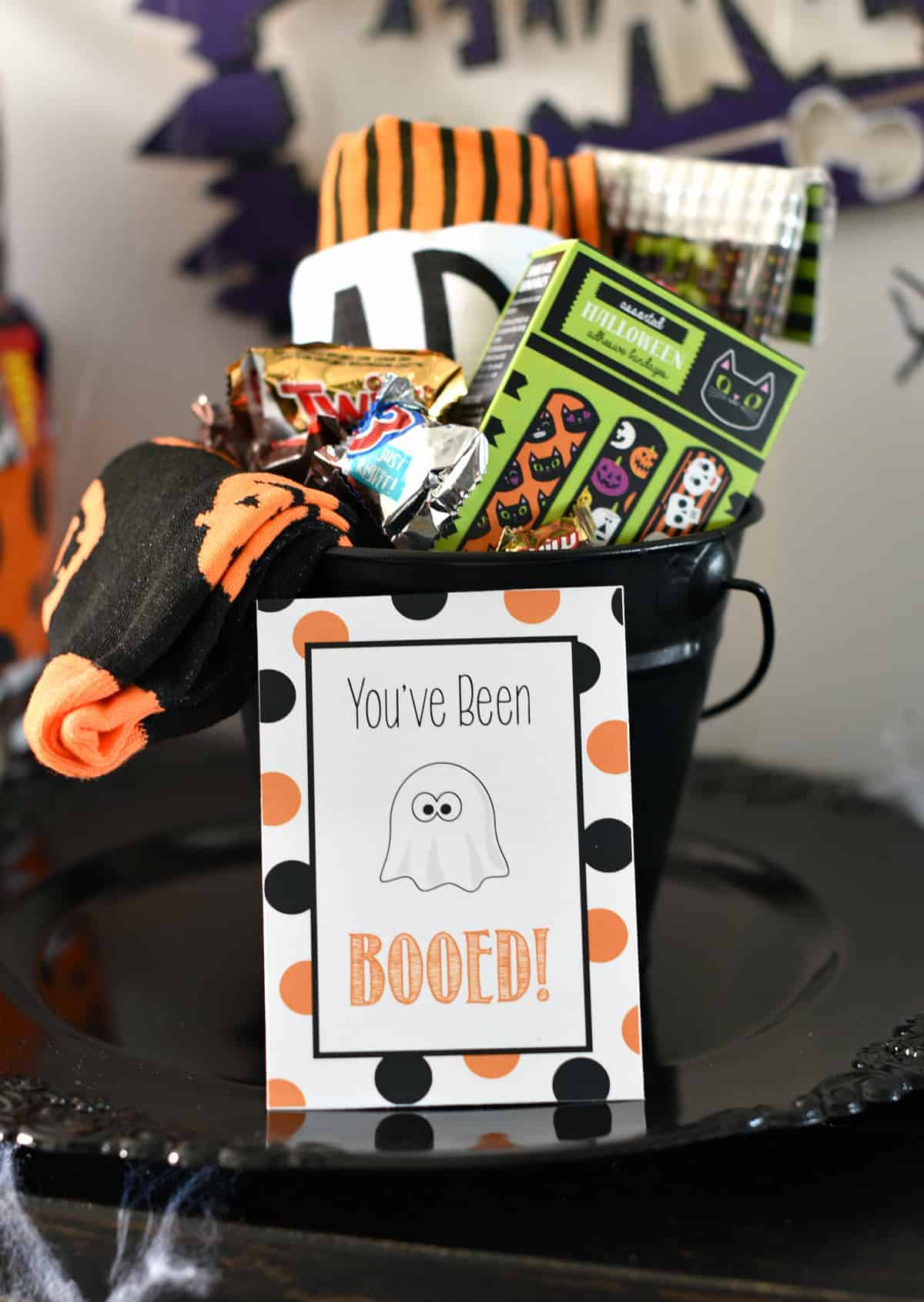 You've Been Booed Printable Tags from Fun Squared | The most creative and fun boo ideas!