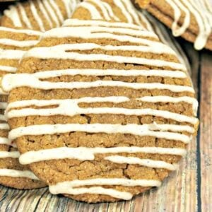 gingersnap cookie recipe square featured