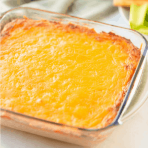 Buffalo Chicken Dip square 2