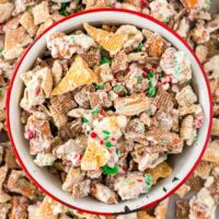 Christmas Chex Mix New