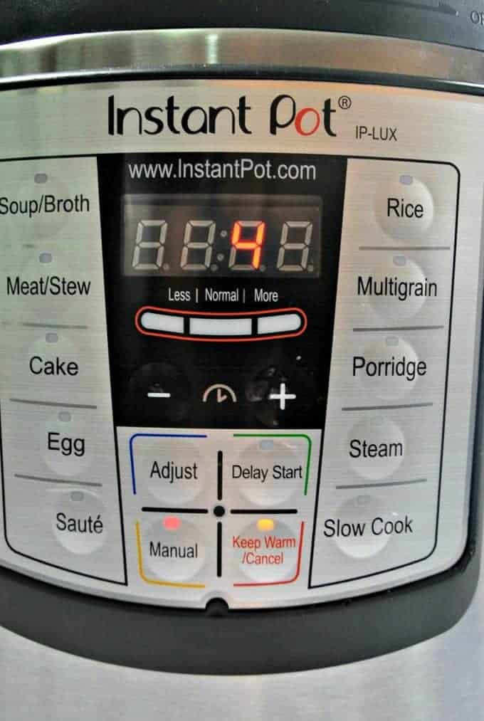 How to use an Instant Pot to make cabbage soup