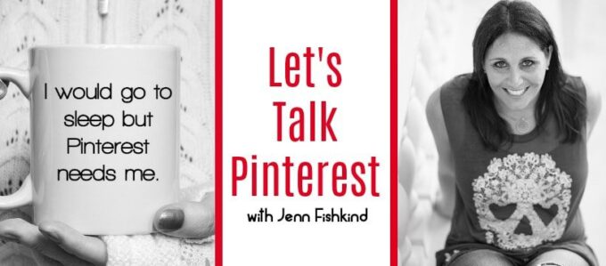 Let's Talk Pinterest Facebook Cover