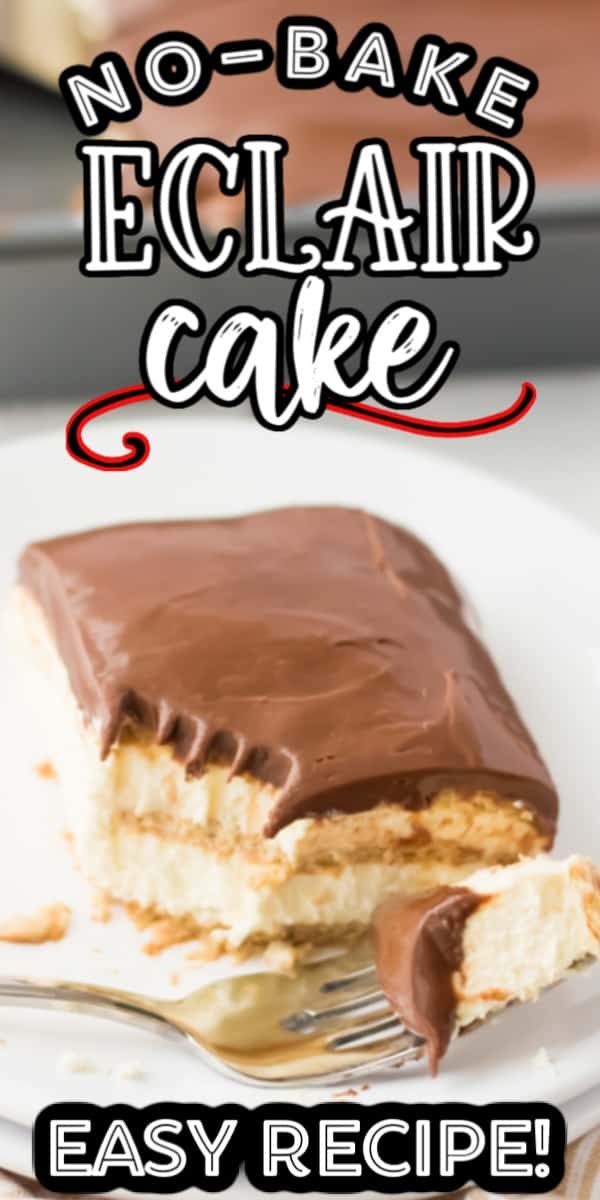 eclair cake pinterest