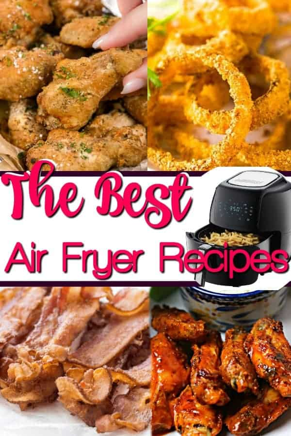 The Best Air Fryer Recipes