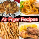 air fryer recipes featured image