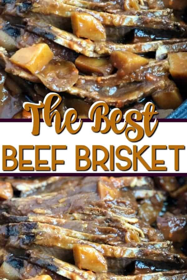 The Best Beef Brisket