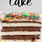 Ice Cream Sandwich Cake Pinterest