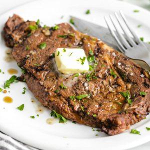 steak marinade featured image