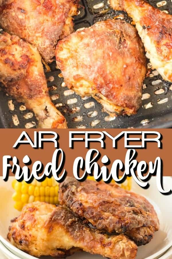 The Best Air Fryer Fried Chicken Recipe
