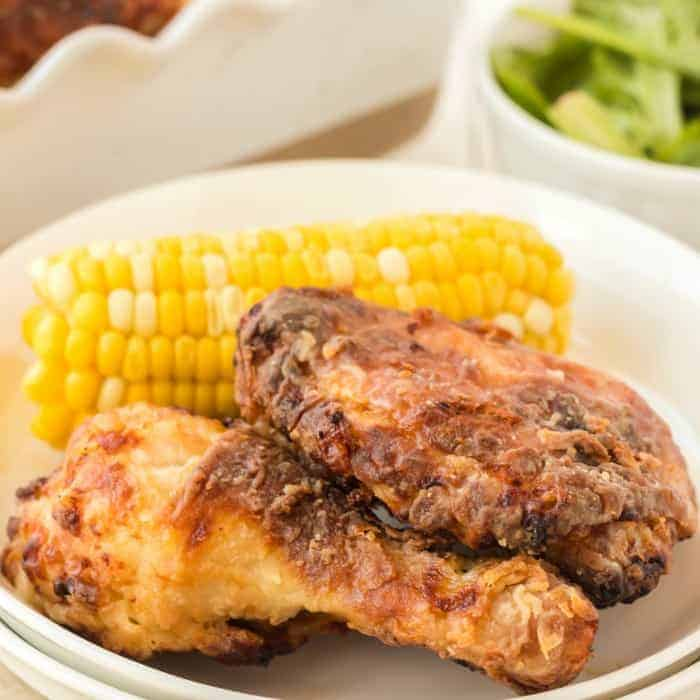 Air Fryer Fried Chicken Crispy Healthy Princess Pinky Girl