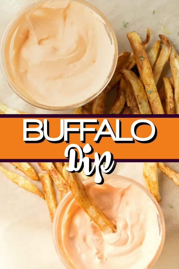 Buffalo Dipping Sauce 2 Ingredients Amp 2 Minutes