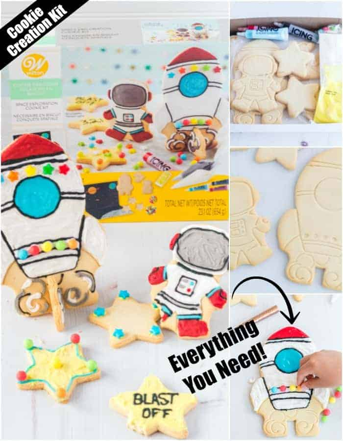 Cookie Creation Kit by Wilton