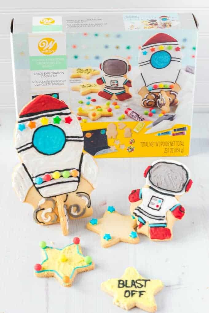 space cookie kit