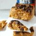No bake peanut butter oatmeal bars square