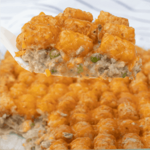 Tater tot Casserole featured image