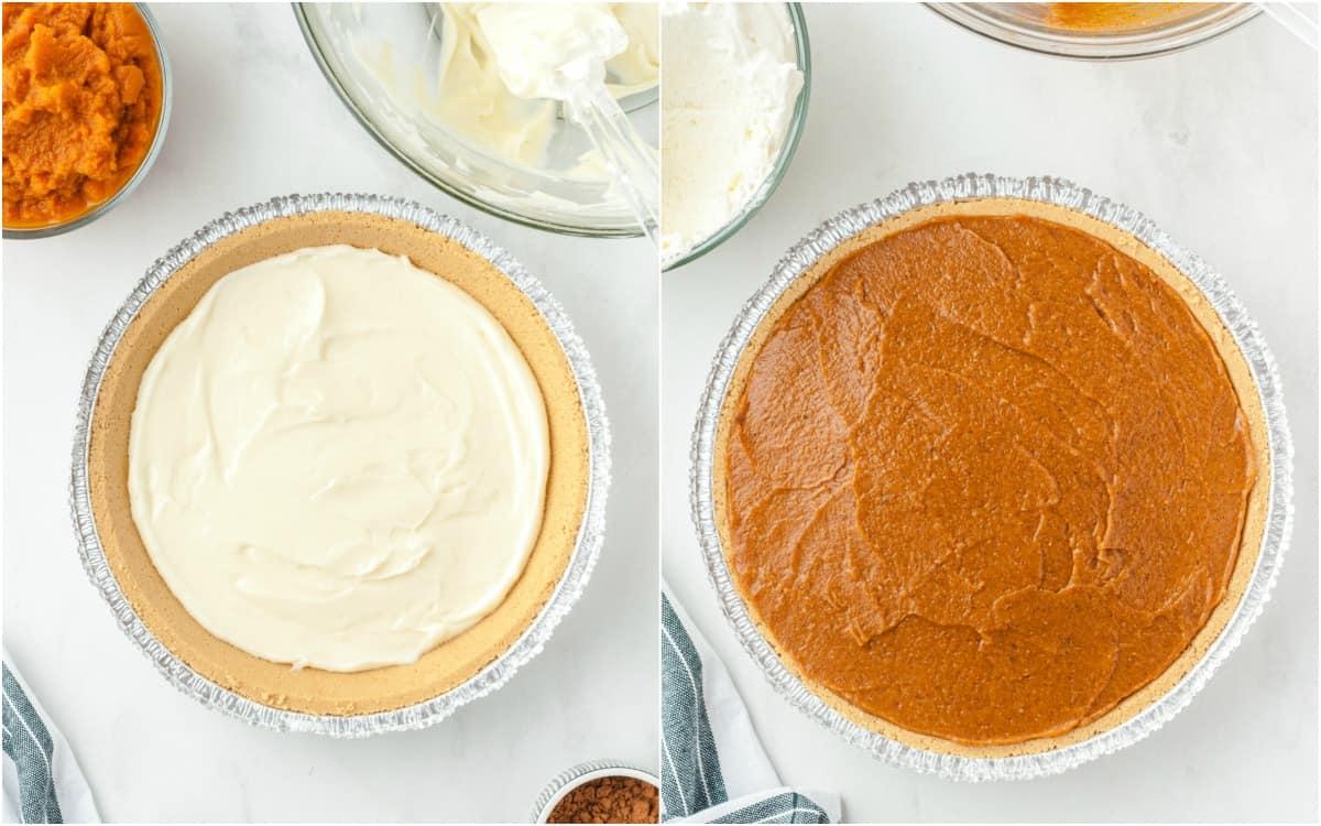 layer in pie crust