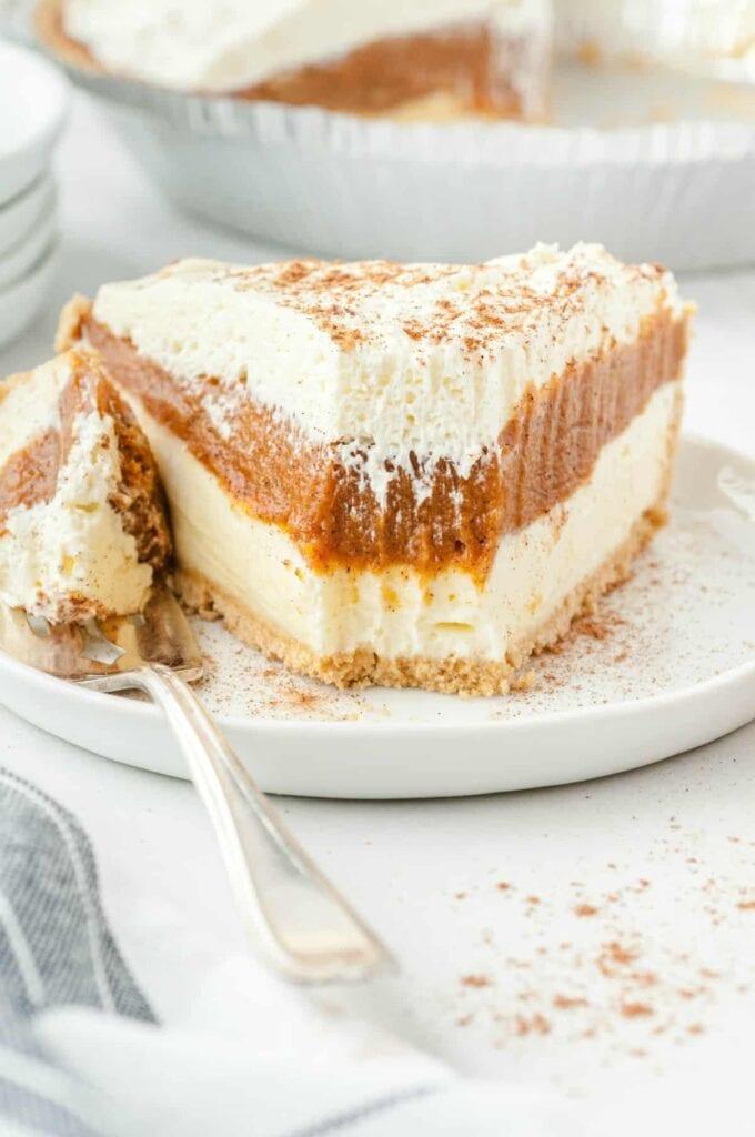 no bake pumpkin pie bite