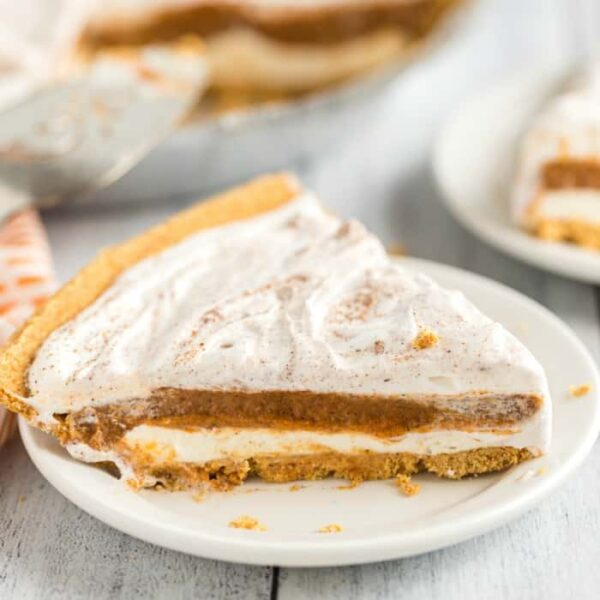 No-Bake Pumpkin Pie featured image