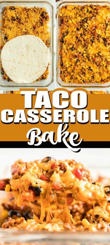 Taco Bake Casserole