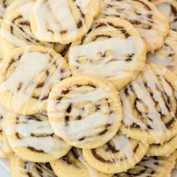 Cinnamon Roll Cookies featured image