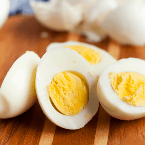 Instant Pot Hard Boiled Eggs featured image