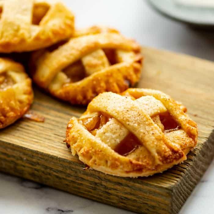 Caramel Apple Pie Cookies Princess Pinky Girl