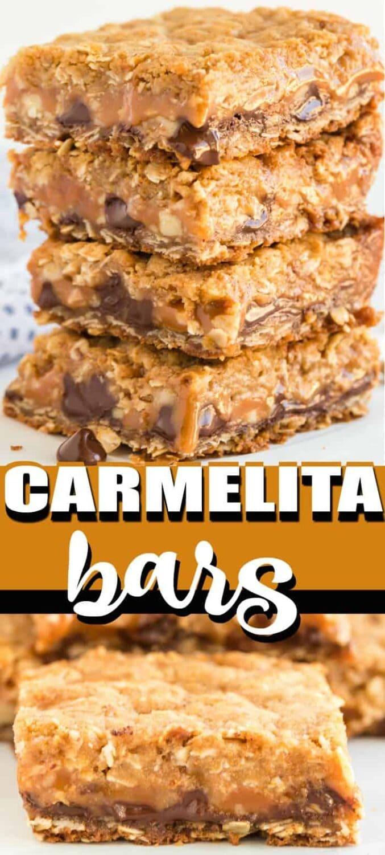 Carmelita bars pin