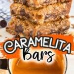 Caramelita bars