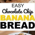 Chocolate Chip Banana Bread