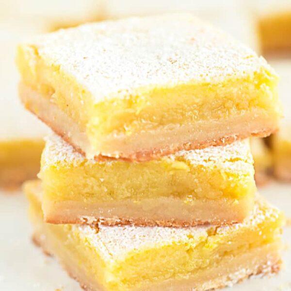 Lemon Bars square hero