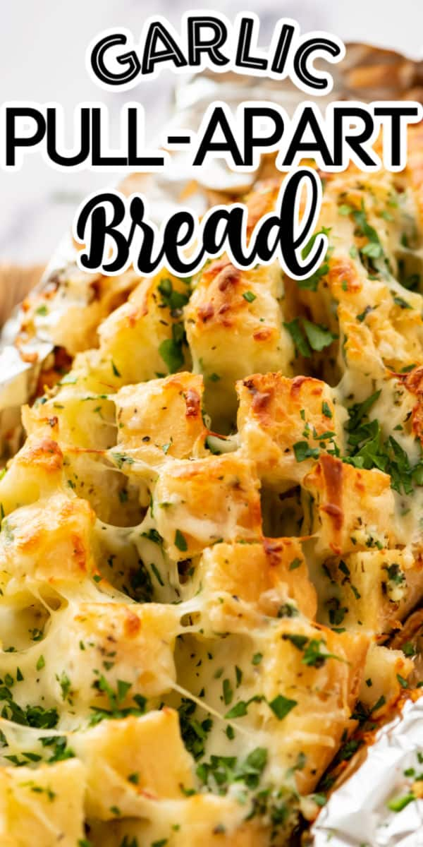 pull apart bread pin