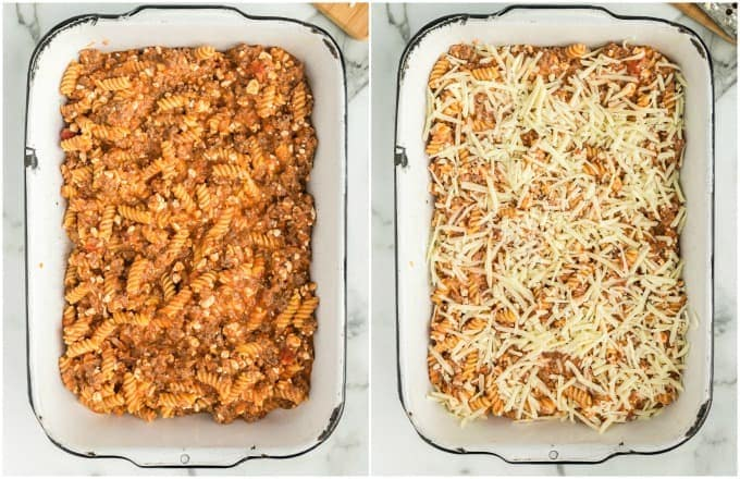 How to make Lasagna Casserole