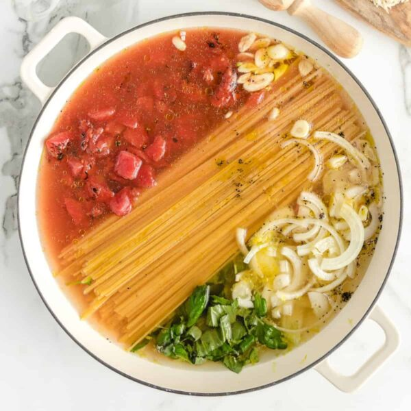 One Pot Pasta square hero