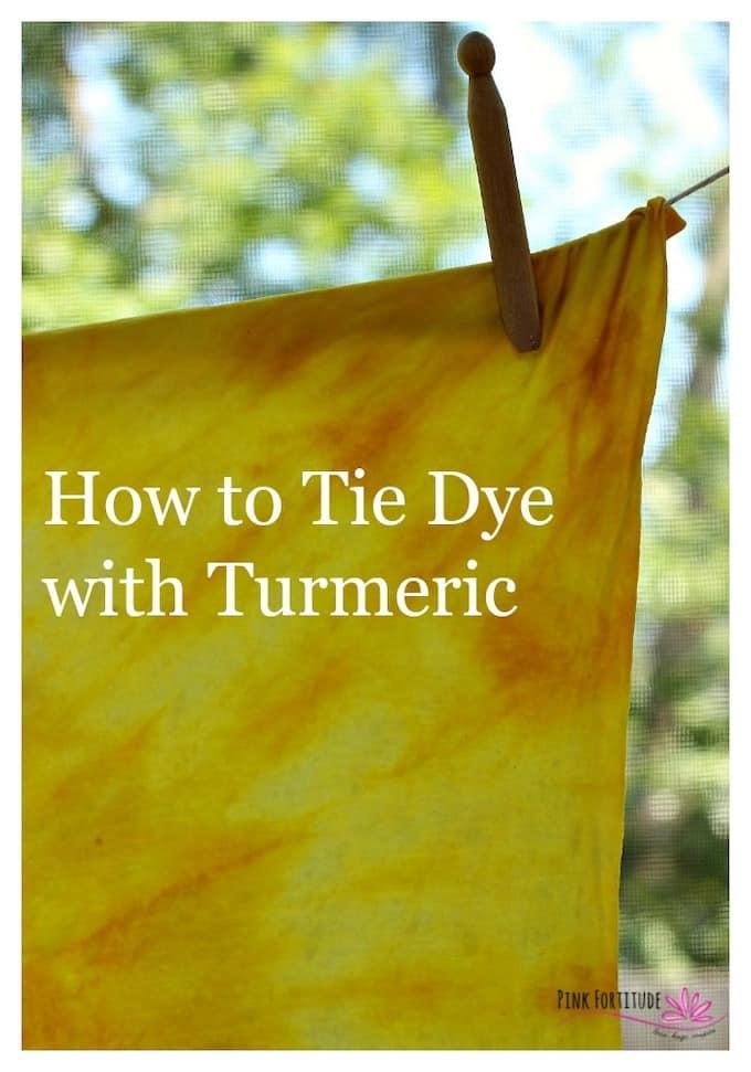 Tie-Dye-with-Turmeric