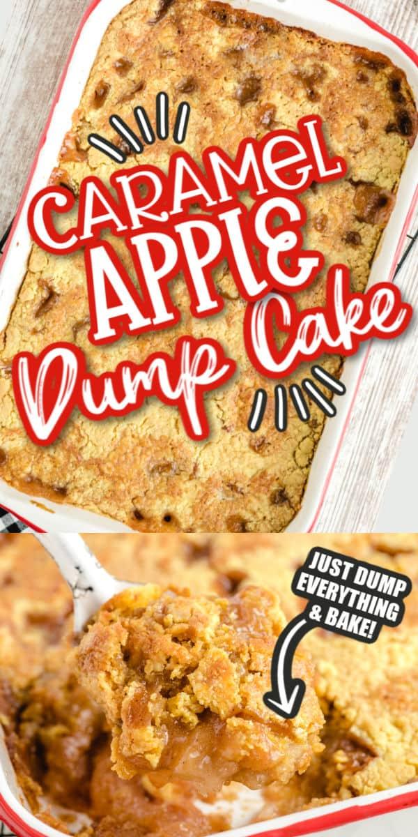 Caramel Apple Dump Pinterest