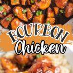 Bourbon Chicken Pinterest