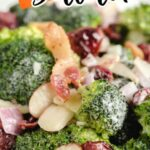 Pinterest 600 x 1200 - Broccoli Salad (1)