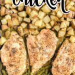 Pinterest 600 x 1200 - Sheet Pan Chicken
