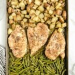 chicken sheet pan dinner recipe square